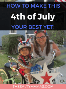 We see you, Mama. We know it's exhausting. Come laugh along with us as we show you how to make this 4th of July your best holiday yet! #fourthofjuly #momlife #holidays #4thofJuly #blockpartyideas #4thofJulytraditions #kids4thofJulyactivities #kidsactivities #kids #parents #parenting #toddleractivities #blockparty #traditions