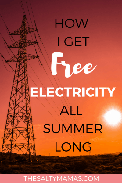 Live in California or Texas, and want to save BIG on your power bill? Find out how OhmConnect can help you pay your bills at TheSaltyMamas.com. #energysavings #energystar #ohmconnect #sidehustle #budget #oneincomebudget #sahm #stayathomemom #moneysavingtips #howtoreducebills #sidegig #cutspending