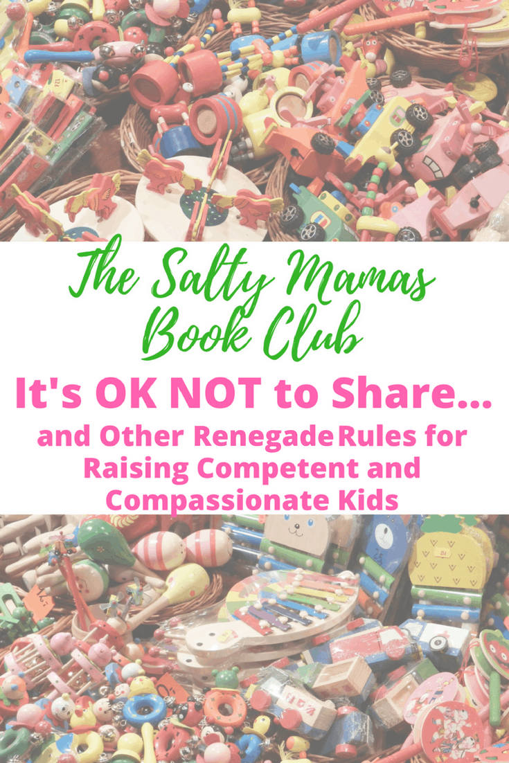 The Salty Mamas Book Club