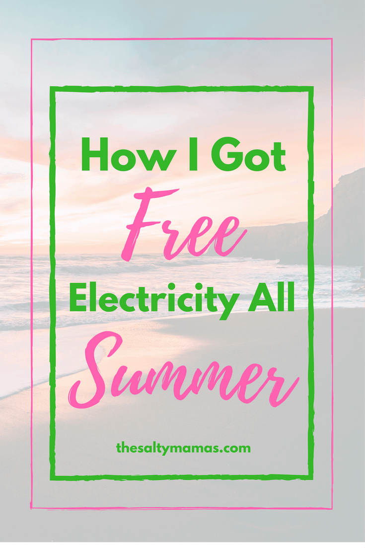 Looking for a way to earn extra money? Or save on your electric bill? Head to thesaltymamas.com to find out how to get your bills paid for FREE! (Sponsored)