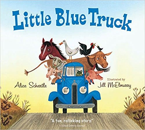 Little Blue Truck