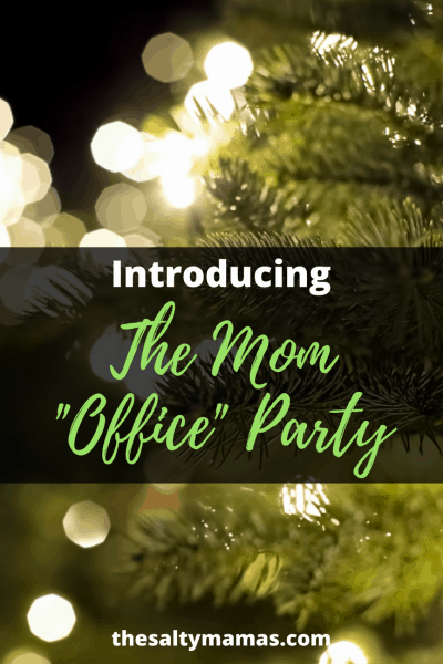 #christmasparty #holidayparty #SAHM #momlife