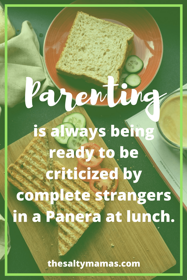 #parenting #howrude #rudepeople #nosy #stupidthingspeoplesay #momlife