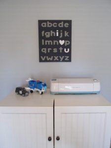 DIY Nursery Wall Art