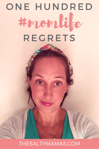 #NoRegrets is great and all, but this is #momlife, and I've got over 100 regrets. What are yours?  #momlifeisthebestlife #momlifestyle #momliferocks #momlifebelike #momlifeisthebest #momlifebestlife #momlifeyo #momlifeinabubble #momlifechronicles #momlifeunfiltered #momlifeisthtebestlife #momlifeishard #momlifestyleblogger #mommyhumor #momhumor #momhumorblog #parenting #dadlife