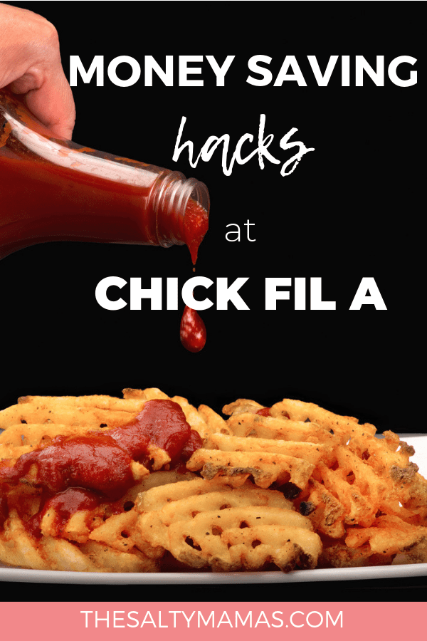 photograph relating to Printable Chick-fil-a Coupons named How in the direction of Help you save Revenue with Simple Chick fil A Hacks- The Salty Mamas