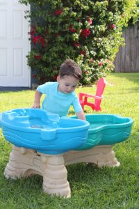 Try these simple outdoor toys for kids that will lead to HOURS of independent play, from thesaltymamas.com.