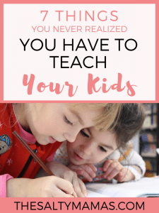 #whattoteachyourkids #stuffkidssay #funnystuffkidssay #momlife #kidssaythedarndestthings #theysaidwhat #whattoteachkids #teachingkids #whatshoulditeachkids #whatdokidsneedtolearn