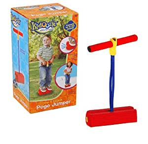 "image of a ""Kidoozie"" training pogo stick."