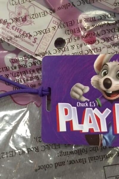 how to keep kids from losing their play pass at chuck e cheese