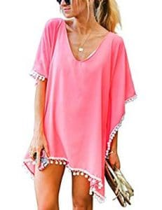 Perfect coverup for Mom spending a day at the pool with kids