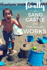 Tired of frustrated kids that just can't make the perfect sandcastle? Check out this kit that will change everything about your beach days! #createacastle #sandcastle #howtobuildtheperfectsandcastle #snowcastles #howtobuildasandcastle #buildingsandcastles #professionalsandcastles #prosandcastles #beachday #bayday #sundayfunday #beachdays #beachdayeveryday #beachdayz #beachdaysarethebestdays #sandsculptures #sandart #beach #summer2018 #summerfun