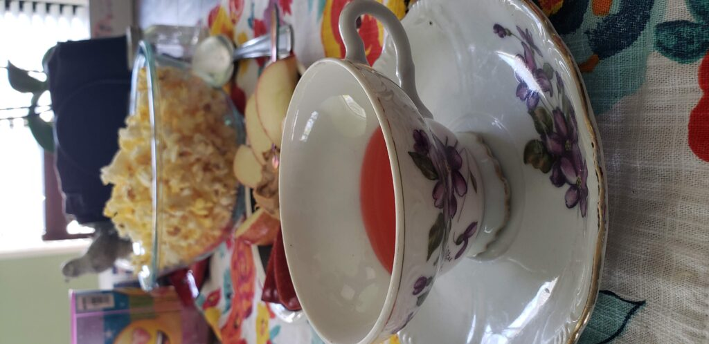 a tea party for kids