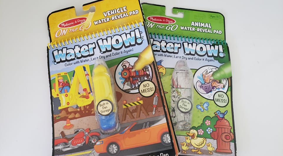 two water wow books