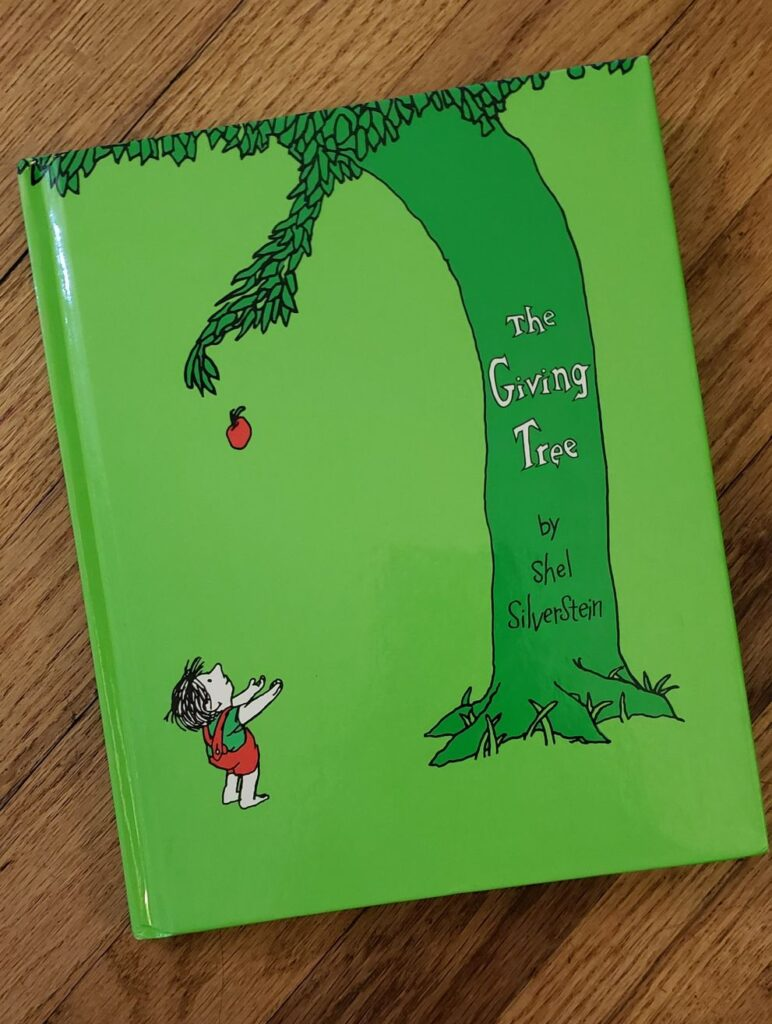 copy of the giving tree