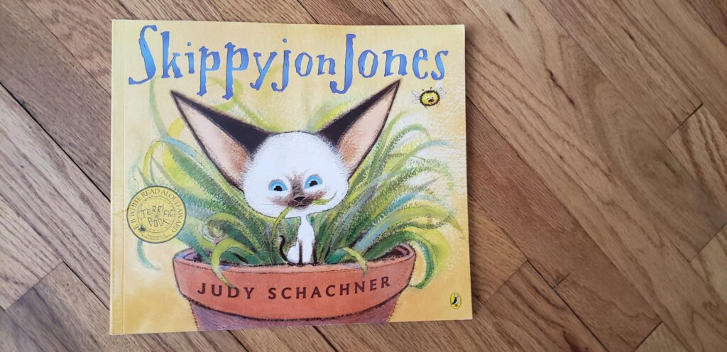 skippyjon jones paperback