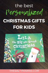 The Best Personalized Christmas Gifts For Kids The Salty Mamas