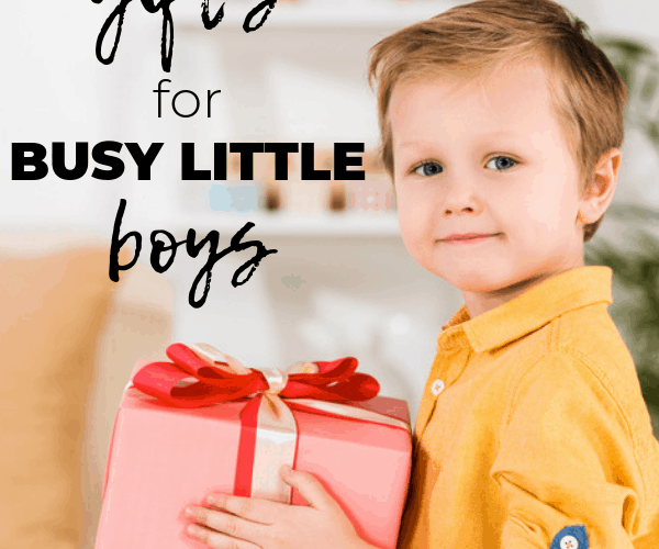 The BEST Third Birthday Gifts for a Boy
