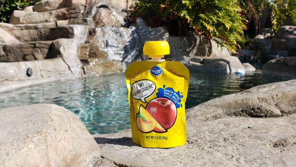 applesauce pouch