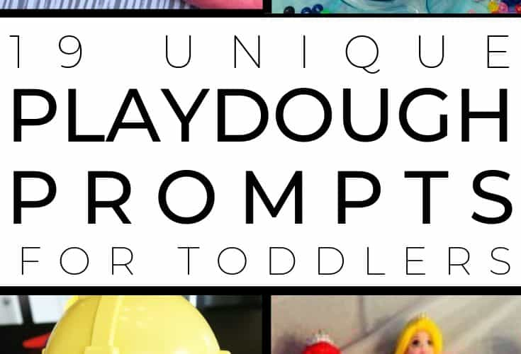 Keep Playdough Time Exciting with These Toddler Playdough Activities
