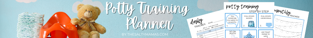images of potty training planner (Daily tacker, reward sheet)