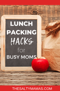 make packing school lunches easier