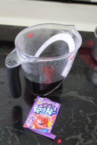 grape flavored snow cone syrup recipe