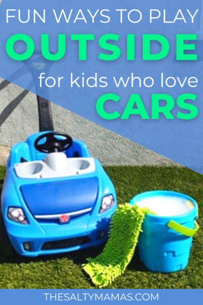 toy car wash for outdoor fun
