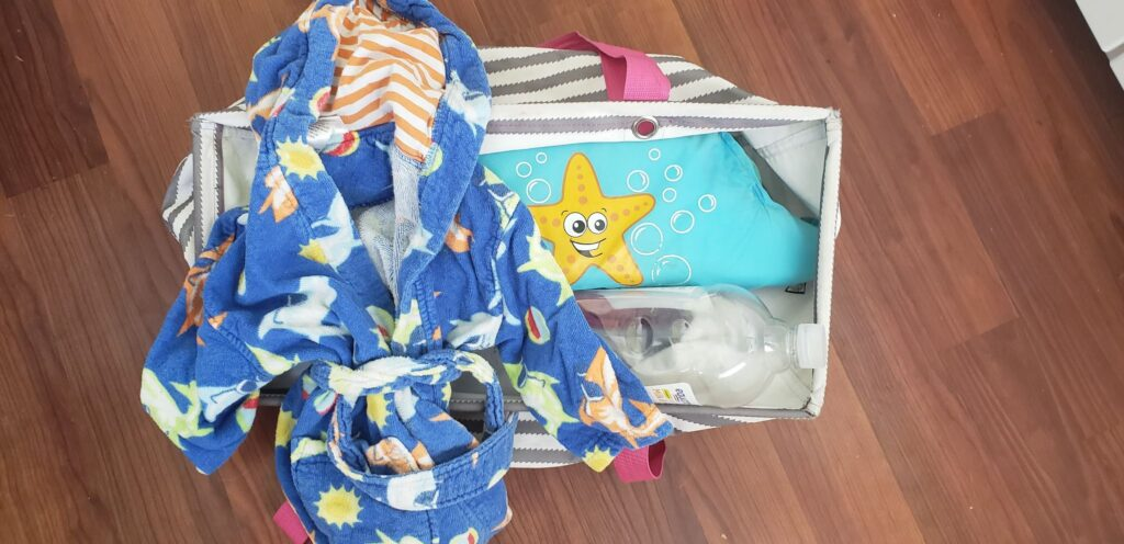 swim robe for toddlers