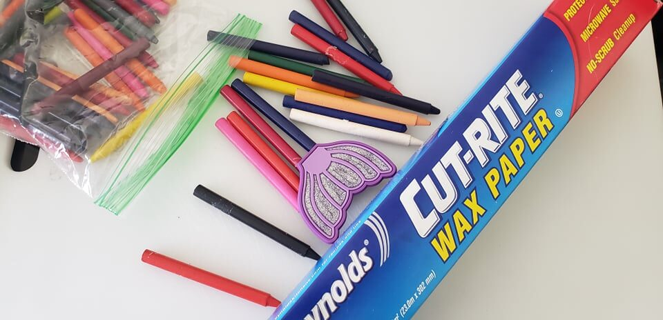 supplies needed for bookmarks